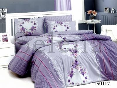 Постельное белье ТМ Selena бязь-light Орнамент цветочный