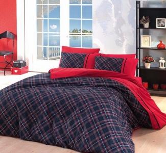 Постельное белье ТМ First Choice De Luxe ранфорс Dlx 06- lucky евро-размер