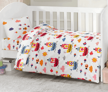 Детский постельный комплект ТМ TAС Brielle 455