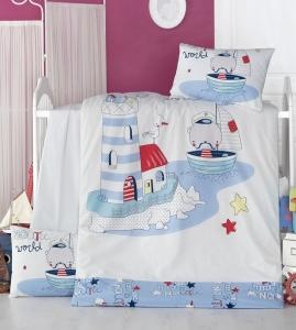Детский постельный комплект ТМ LightHouse Nautic