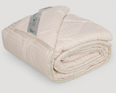 Одеяло хлопковое демисезонное ТМ Iglen Жаккард