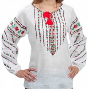 Женская вышиванка Розочки бесконечность 1009.1