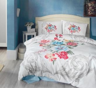 Постельное бельё ТМ Cotton Box ранфорс Vanessa евро-размер