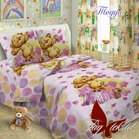 Подростковый постельный комплект ТМ TAG Тедди