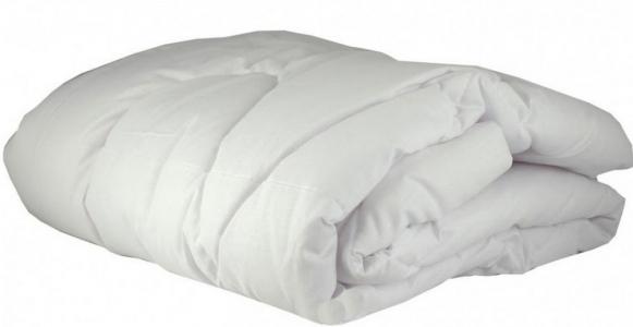 Одеяло детское силиконовое стеганое ТМ Руно белое