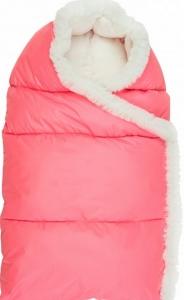 Зимний конверт на молнии ТМ Руно Пуховичок розовый