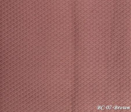 Хлопковое покрывала ТМ Tropic ВС-07-Brown