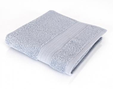 Полотенце махровое ТМ Irya Karya Grey 50х90