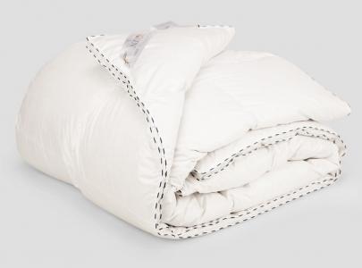 Одеяло всесезонное ТМ Iglen Climate-comfort Royal Series пух белый
