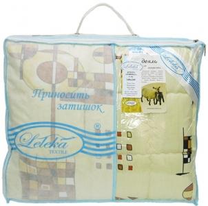 Одеяло межсезонное ТМ Leleka-Textile Шерстяная осень