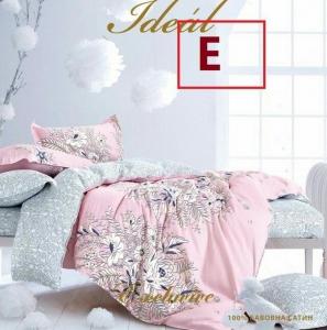 Постельное белье ТМ Идеал сатин Exclusive E