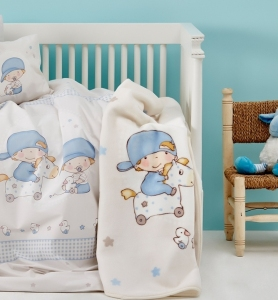 Постельное белье ТМ Karaca Home детский Baby Boys 2017-1