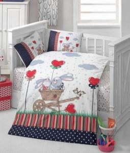 Детский постельный комплект ТМ Arya Ruya