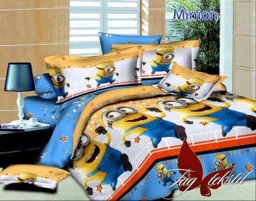 Подростковый постельный комплект ТМ TAG Minion
