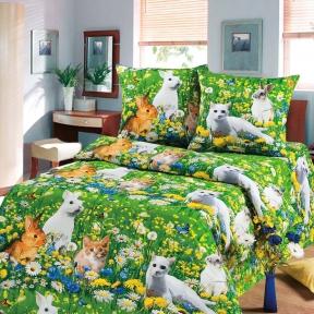 Подростковый постельный комплект ТМ ТOP Dreams Солнечная поляна