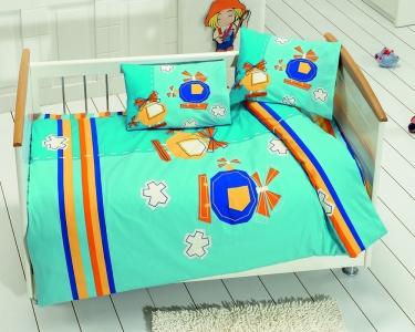 Детский постельный комплект ТМ Class ранфорс Sky v2