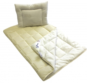 Комплект одеяло+подушка ТМ Billerbeck Бамбино 0109-14/00