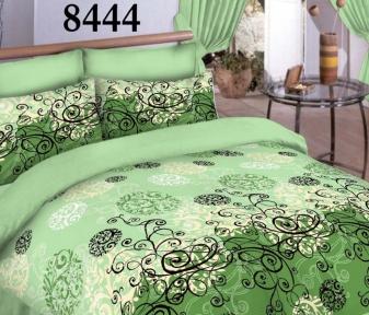 Постельное бельё ТМ Вилюта ранфорс (8444 зеленый)