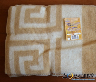 Одеяло полушерстяной ТМ Ярослав 44461