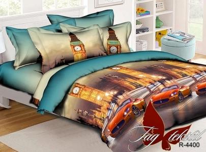 Подростковый постельный комплект ТМ TAG ранфорс R4400