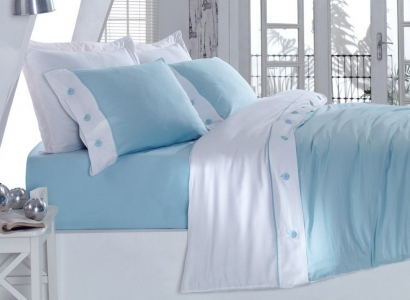 Постельное бельё ТМ Cotton Box сатин fashion евро-размер