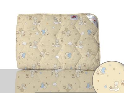 Одеяло шерстяное ТМ Novita 10-0214 beige