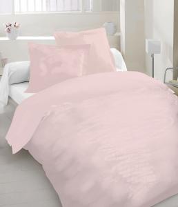 Постельное белье ТМ Nostra сатин гладкокрашеный 00-0187 Wisper Pink Active