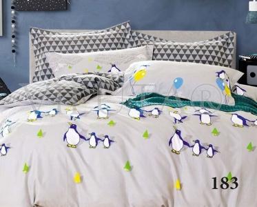 Подростковое постельное белье ТМ Вилюта сатин-твил 183