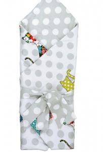 Конверт-одеяло для новорожденных ТМ Руно 957 Сat