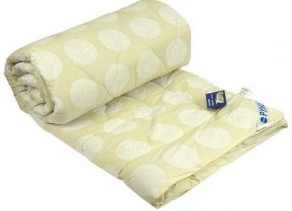 Одеяло демисезонное ТМ Руно Комфорт молочное 172х205