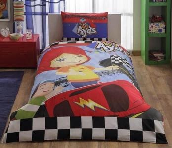 Подростковый постельный комплект ТМ TAС Ayas Race