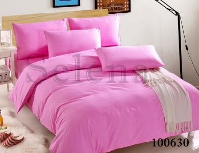 Постельное белье ТМ Selena бязь Розовый 100630
