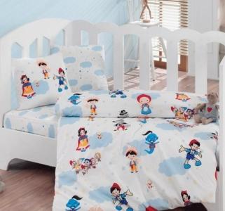 Детский постельный комплект ТМ Cotton Box ранфорс Masal Dunyasi