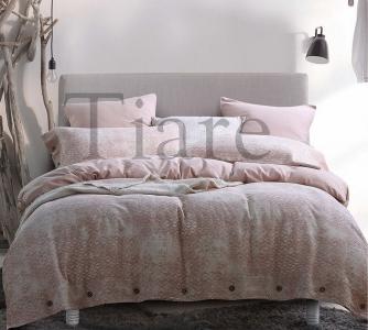 Постельное белье ТМ Вилюта Tiare Wash Jacquard 17 евро-размер