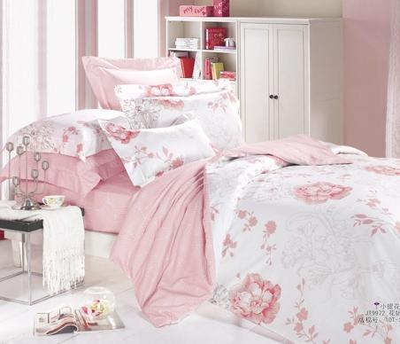 Постельное бельё ТМ Вилюта ранфорс (8626 розовый)