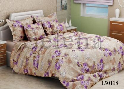 Постельное белье ТМ Selena бязь-light Нежность violet 150118