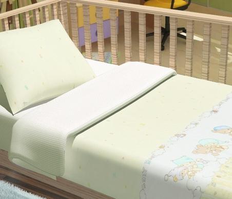 Детский постельный комплект ТМ ТOP Dreams Bear