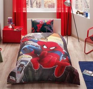 Подростковый постельный комплект ТМ TAС Spiderman In City