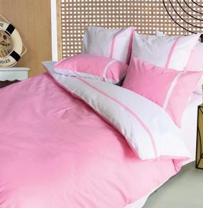 Постельное бельё ТМ ТЕП Дуэт розовый 983