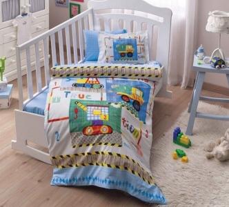 Детский постельный комплект ТМ TAС Toys Baby