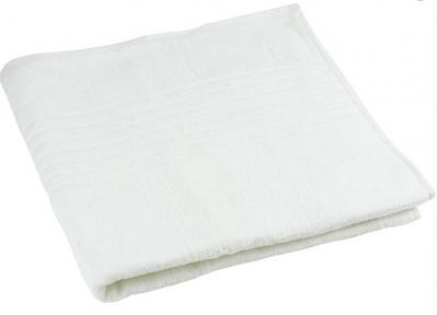 Махровое гладкокрашенное полотенце для гостиниц ТМ Руно плотность 430 г/м.кв.