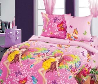 Подростковый постельный комплект ТМ ТOP Dreams Феи-красавицы