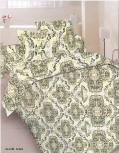 Постельное белье ТМ Nostra сатин 40-0485 Soft Khaki
