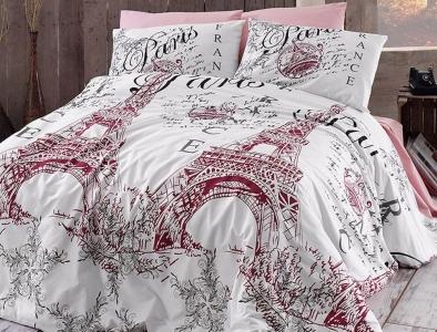 Подростковый постельный комплект ТМ First Choice Romanti̇ca pudra