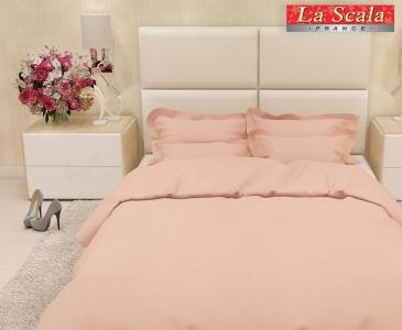 Льняное постельное белье ТМ La Scala L-07