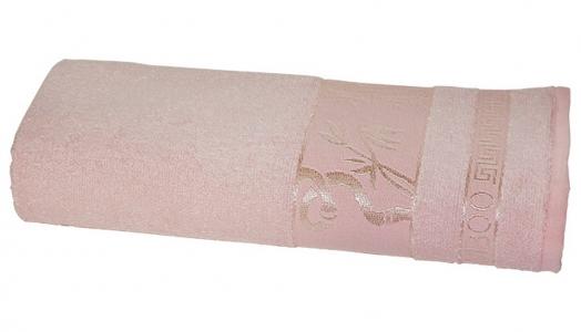 Полотенце ТМ Gursan Bamboo salmon