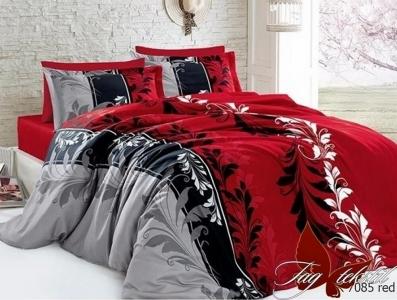 Постельное белье ТМ TAG ранфорс R7085 red