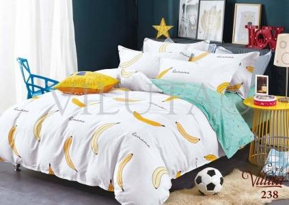 Подростковое постельное белье ТМ Вилюта сатин-твил 238
