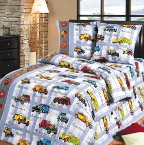 Подростковый постельный комплект ТМ ТOP Dreams Ретро