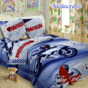 Подростковый постельный комплект ТМ TAG Motocross